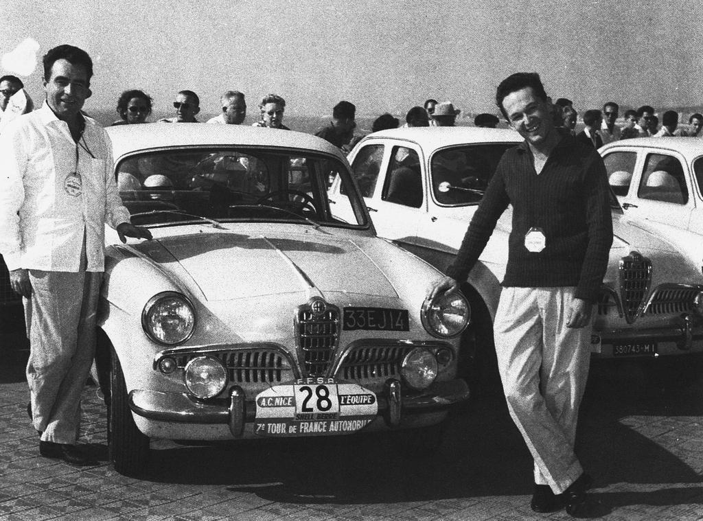 1958 Consten - Giulietta Ti
