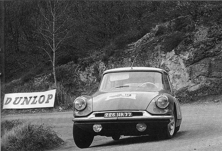 1961 Castre - DS