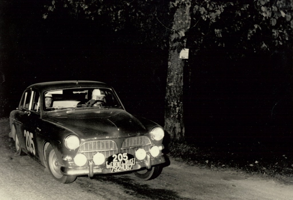 1962 Thiry - Volvo bis