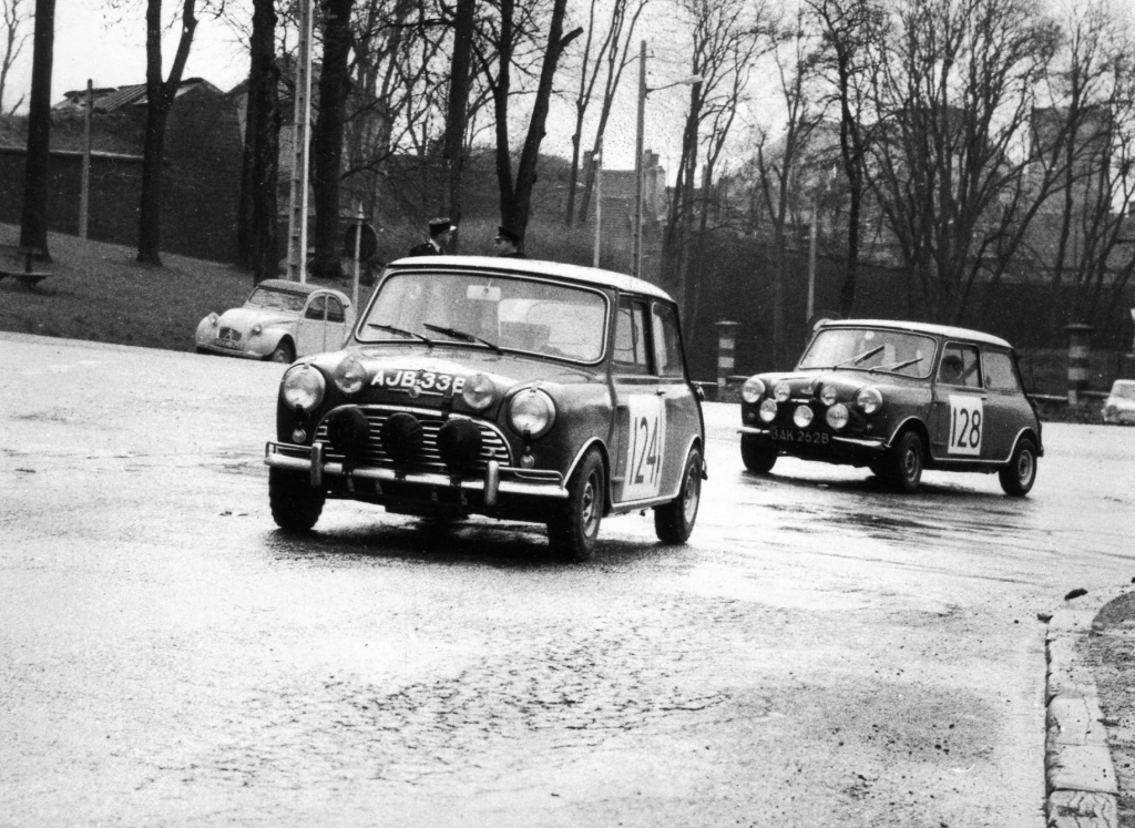 1965 Makinen + Friswell - Mini