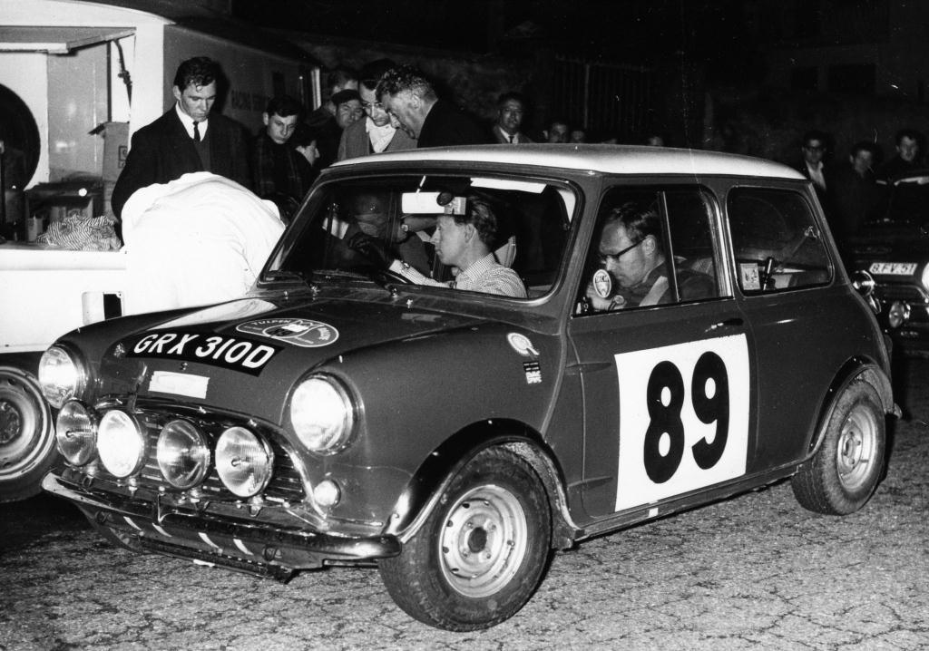 1966 Aaltonen - Mini 5