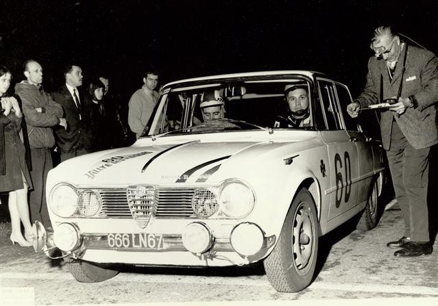 1966 Thiry - Alfa bis