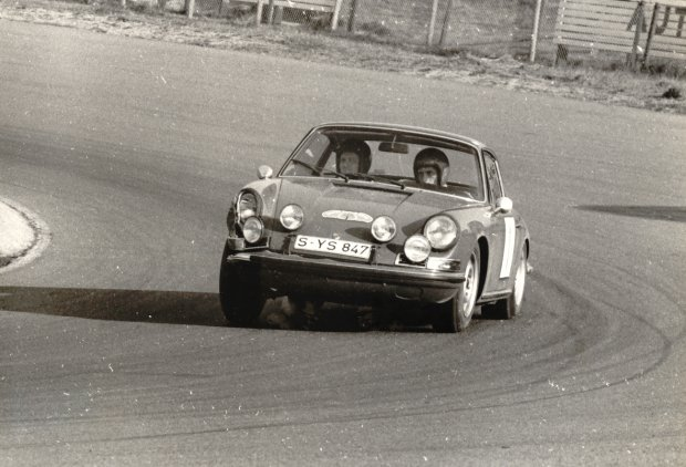1967 Elford - 911 2