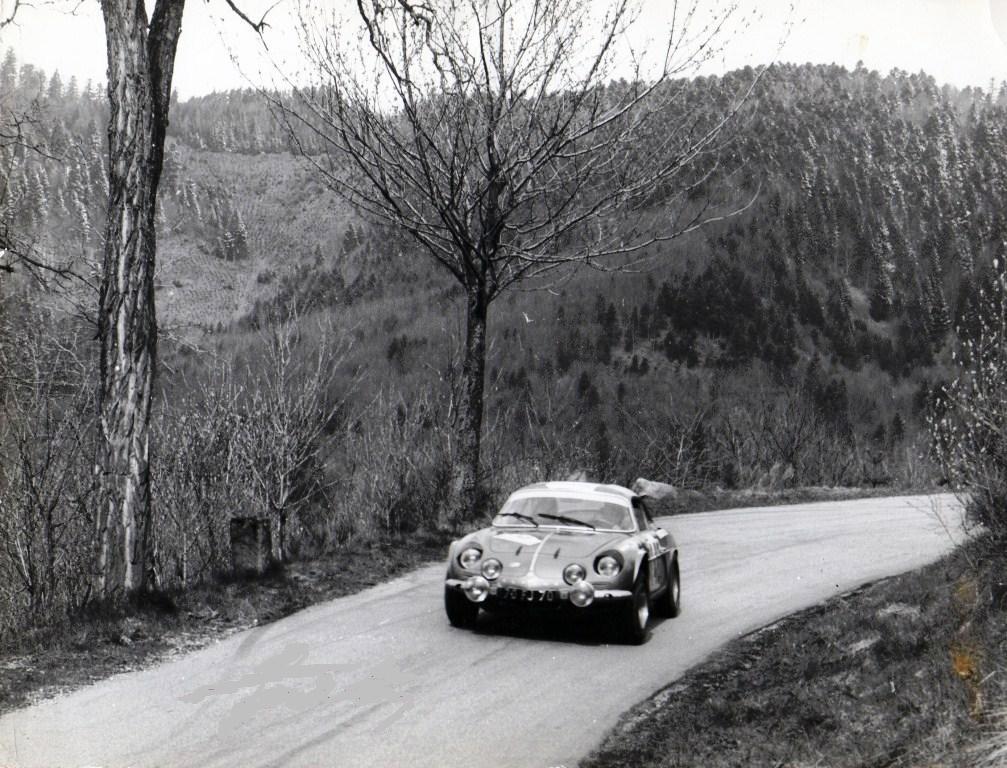 1969 Henry - A 110e test