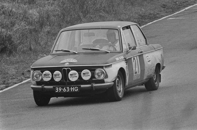 1969 Slotemaker - BMW