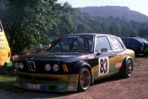 79 Leclerc - BMW 320